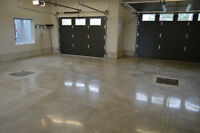 Commercial and Residential Concrete Polishing, Dying, Sealing