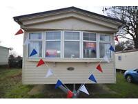 Static Caravan Nr Clacton-On-Sea Essex 2 Bedrooms 0 Berth Willerby Granada 2009