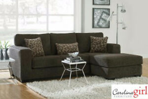 Sectional and tables with warranty Peterborough Peterborough Area image 1