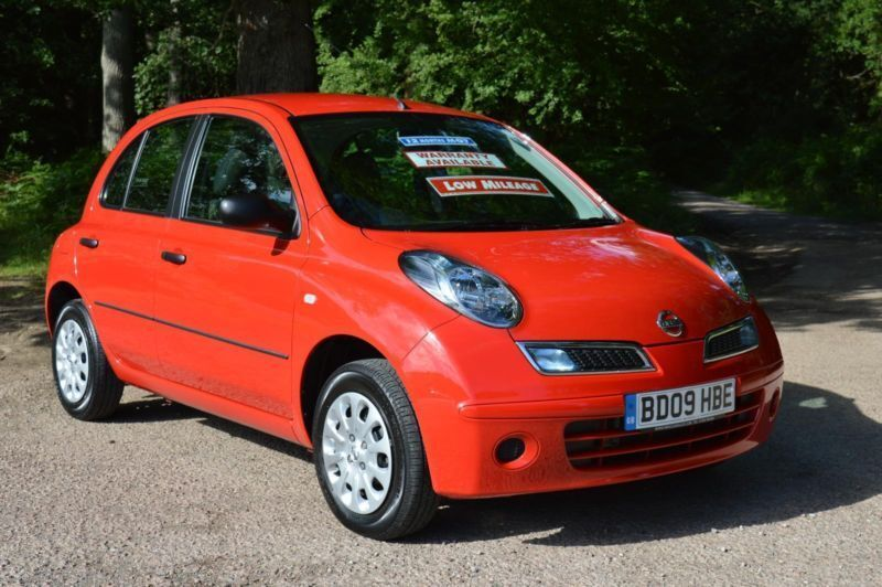 2009 nissan micra 1 2 visia 5dr in lydney gloucestershire gumtree. Black Bedroom Furniture Sets. Home Design Ideas