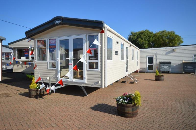 Static Caravan Whitstable Kent 3 Bedrooms 8 Berth ABI Sunningdale 2016 Alberta