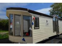 Static Caravan Chichester Sussex 2 Bedrooms 6 Berth Willerby Aspen Scenic 2012