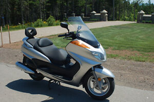 2007 YAMAHA MAJESTY 400cc MEGA MAXI SCOOTER