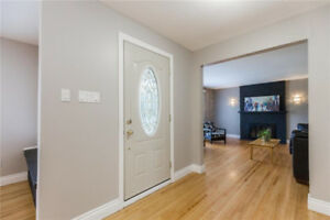 Brick Bungalow with Fully Finished Basement