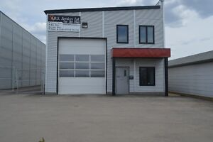 Stand Alone Commercial Building with Amazing Potential