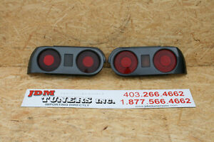 JDM NISSAN SKYLINE R32 GTR OEM TAIL LIGHTS (Pair) 1989-1994