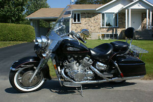 Yamaha royal star tour de luxe