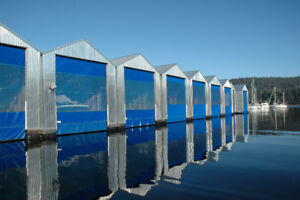50 Ft. Boathouse in Ladysmith for Sale or Lease