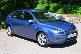 2006 FORD FOCUS 1.6 Zetec 5dr [115] [Climate Pack] ONLY 32,000 MILES