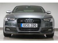 2015 Audi S5 3.0 TFSI Black Edition Sportback S Tronic Quattro 5dr FROM £121pw