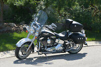 2006 VERY Low Mileage Softail Deluxe EFI - fully loaded