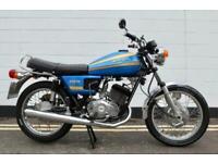 1974 Moto Guzzi 250cc 250TS - Great Condition