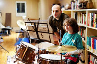 DRUM LESSONS FOR KIDS AND ADULTS!