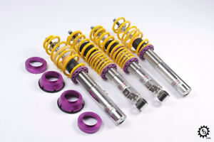 KW Coilover Kit V1 BMW 3series F30, 4series F32, 2WD w/o EDC