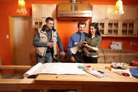 Home Contractors - Basements, Kitchens, Bathrooms, Full Home