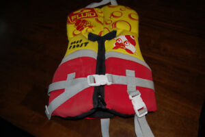 Infant Toddler Life Jacket