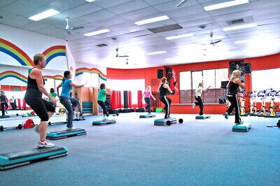 Learn Step Aerobics DVD Fitness, Health, Flexibility, back exercise free p&p
