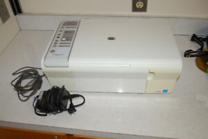HP Photosmart 3180 All in one printer
