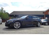2017 BMW 3 Series 330d M Sport 5dr Step Auto 5 door Estate