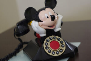 Telephone Mickey Mouse ''vintage''