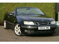 2004 Saab 9-3 2.0t Vector Convertible Auto CONVERTIBLE Petrol Automatic