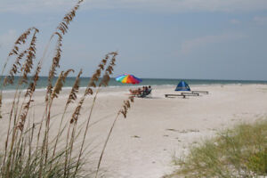 St Pete Clearwater Beach Sand warm weather new reno