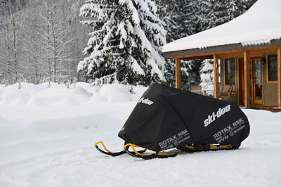 Ski Doo Snowmobile Covers (SKI-DOO UNIVERSAL SNOWMOBILE COVER 280000529 )