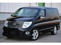 2007 (57) Nissan Elgrand Highway Star (Leather Edition)