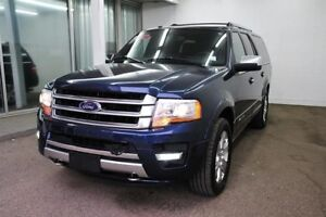 Ford Expedition Max Platinum 2017