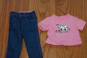 Canadian Girl CLOTHES & Accessories - different prices