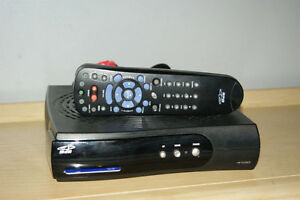 Bell 4100 DIGITAL Satellite Receiver box for Bell TV With Remote
