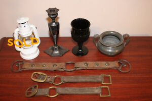 Miscellaneous Old/Vintage Items - $5 EACH