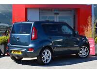 2012 KIA SOUL 1.6 CRDi Hunter 5dr