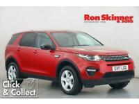 2017 Land Rover Discovery Sport 2.0 TD4 PURE SPECIAL EDITION 5d 150 BHP All Terr