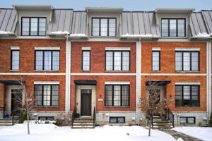 ST-LAURENT Charming townhouse FOR rent!!!!