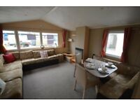 Caravan holiday home for sale Tattershall Lakes Country Park Lincolnshire not Skegness Ingoldmells