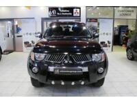 2008 MITSUBISHI L200 Double Cab DI D Warrior 4WD 134Bhp