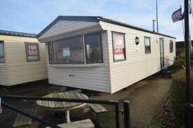 Static Caravan Dymchurch Kent 2 Bedrooms 6 Berth Willerby Rio 2010 New Beach