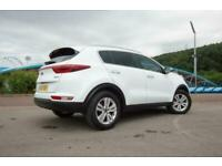 2017 Kia Sportage 1.7 CRDi ISG 2 5dr Estate Estate Diesel Manual