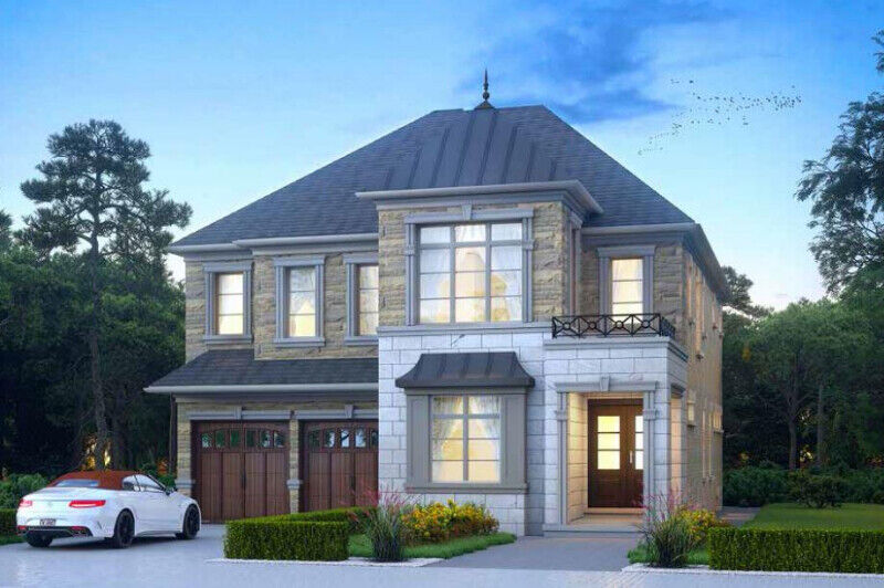 North Oakville Brand New Detached From 38ft Lot Up To 45ft