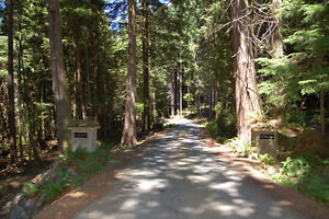 Bowen Island Parkland and Stunning Viewpoints - Lot 14 Evergreen North Shore Greater Vancouver Area image 4