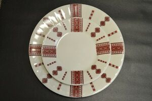 REDUCED - MUST SELL Ukraine Dish Set with Accessories Strathcona County Edmonton Area image 1
