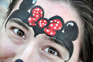 Face Paint, Balloons, Glitter Tattoos!  Parties, Picnics, & More Kitchener / Waterloo Kitchener Area image 4