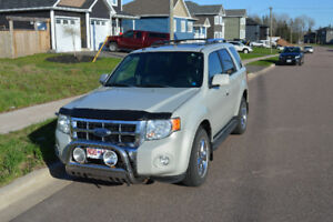 2009 Ford Escape 4x4 Limited