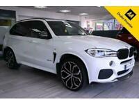 2013 63 BMW X5 3.0 XDRIVE30D M SPORT 5D 255 BHP DIESEL