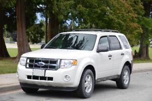 2009 Ford Escape XLT AWD SUV