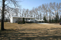 Red Deer-Acreage-12.5Ks from the city