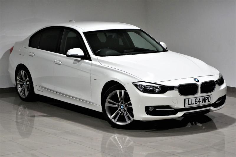 D And S Auto >> 2014 Bmw 316 2 0td 116bhp S S Auto D Sport White Px Swap Deposit Taken In Blackburn Lancashire Gumtree