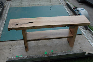 hall bench or table bench