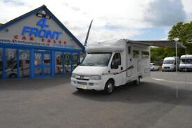2004 AUTOCRUISE STARSPIRIT MOTORHOME 2.2 DIESEL 5 SPEED MANUAL GEARBOX 2 BERTH 2